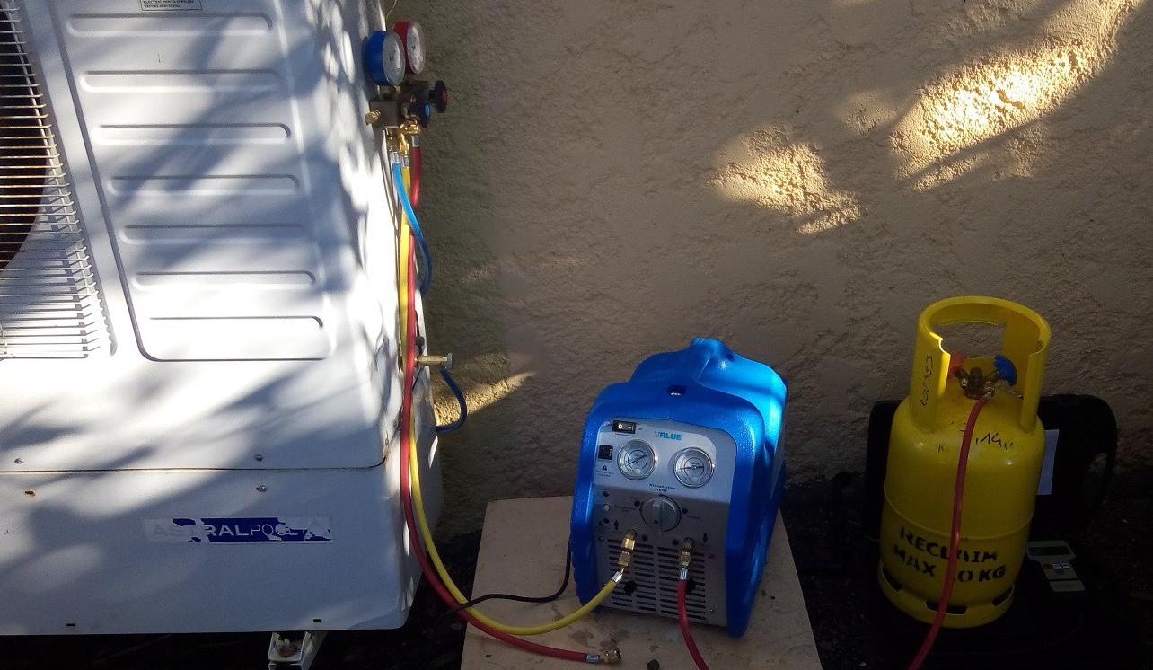 pac pompe à chaleur piscine depannage  dans le var, recherche de fuite
