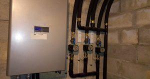Module hydraulique de pompe à chaleur var
